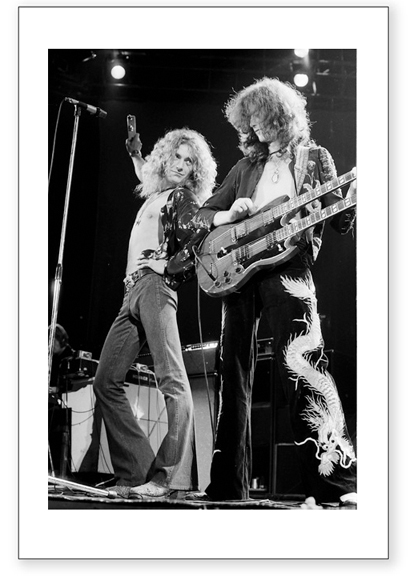 In Focus: Classic Rock Photographs of Neil Zlozower ...