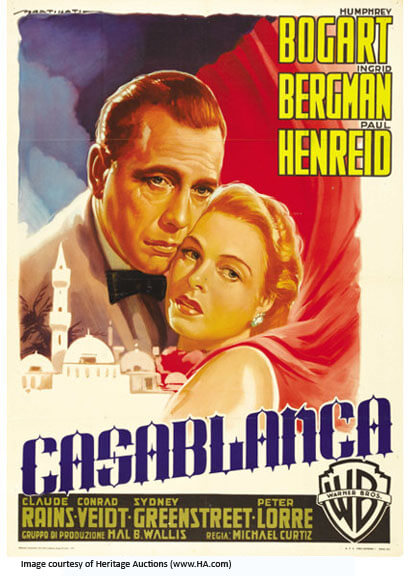 Vintage Movie Posters: A Sound Financial Investment