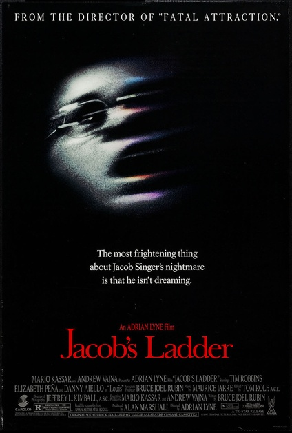 Jacob's Ladder | One Sheet | Movie Posters | Limited Runs