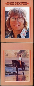 John Denver Tour Program