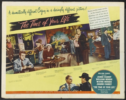 The Time of Your Life   Half Sheet   Movie Posters   Limited Runs