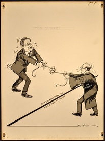 Richard M. Nixon Tug O' War