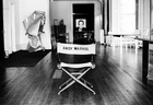 Andy Warhol's Director's Chair