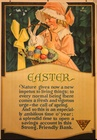 Easter Banking Poster