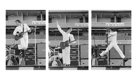 Pete Townshend (Limited Edition Triptych)