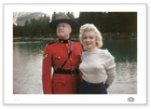 Marilyn Monroe and the Mountie