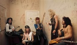 Guns N' Roses Backstage At Fender's Ballroom