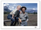 Marilyn Monroe and Robert Mitchum 2