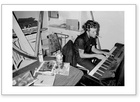 Tom Waits at Home