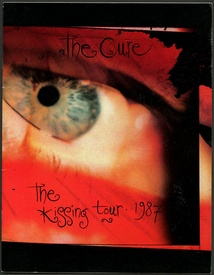 The Cure - The Kissing Tour 1987 Concert Program