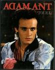Adam Ant Concert Tour Program