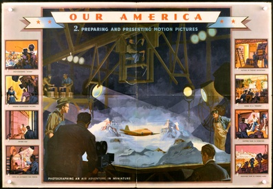 Our America: 2. Preparing and Presenting Motion Pictures