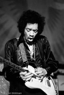 Jimi Hendrix at the Fillmore West