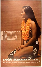 Hawaii - Pan American World's Most Experienced Airline