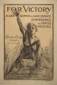 For Victory - Allied Women on War Service