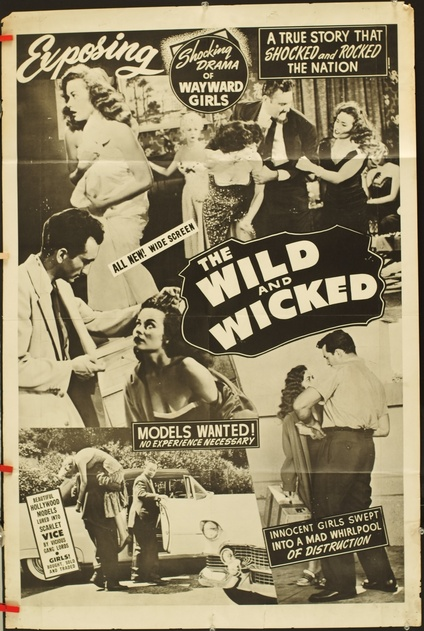 the wild and wicked poster movie posters limited runs