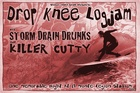 Drop Knee Log Jam