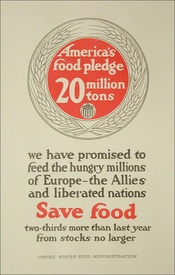 America's Food Pledge