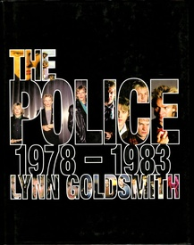 The Police 1978 - 1983 (AUTOGRAPHED BY STEWART COPELAND)