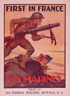 First in France - U.S. Marines