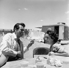 Rock Hudson and Elizabeth Taylor (Limited Edition)