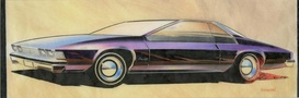 Chevy Concept Car Design by Brochstein