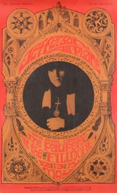 Jefferson Airplane and the Paupers, Fillmore Auditorium