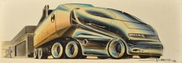 Concept Car Design by Jones No. 2