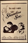 The Shameless Sex
