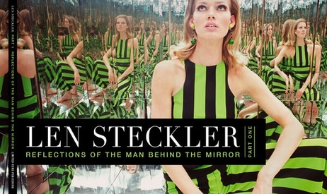 REFLECTIONS OF THE MAN BEHIND THE MIRROR ART BOOK