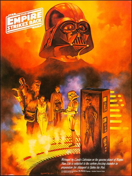 Star Wars Episode V The Empire Strikes Back Poster Movie Posters Limited Runs