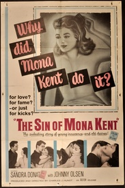 The Sin Of Mona Kent