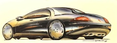 Concept Car Design by Jones No. 1