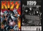 KISS 2-Sided Advertising Poster