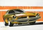 Plymouth Concept Car Art