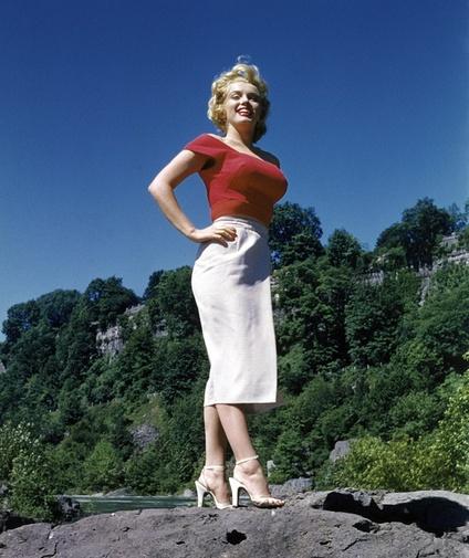 Marilyn Monroe Niagara 4 Photography Limited Runs