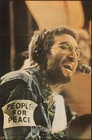 John Lennon - People for Peace British Personality Poster