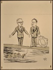 Richard M. Nixon and Barry Goldwater Facts About Watergate