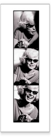 Marilyn Monroe - Triptych (Limited Signed Edition)