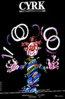 Clown juggling 100 - 1883/1983