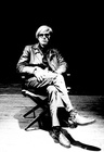 Andy Warhol Seated With Glasses No. 3