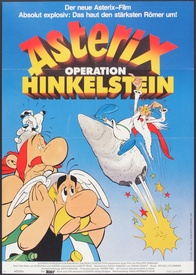 Asterix; Operation Hinkelstein