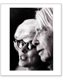 Marilyn Monroe & Carl Sandburg - Profile (Limited Signed Edition)
