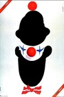 Upside down clown face - 1883/1983