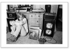 Tom Petty at Home