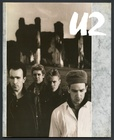 U2 The Unforgettable Fire Tour Program