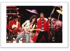 Eddie Van Halen & Michael Jackson On Stage