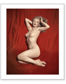 "Marilyn Monroe ""Red Velvet Collection"" No. 11"