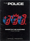 The Police - Ghost In The Machine '81-'82 Tour Program