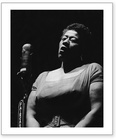 Ella Fitzgerald at the Newport Jazz Festival